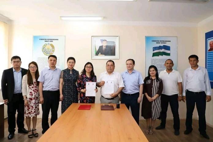 Nanjing Polytechnic Institute to open branch in Tashkent