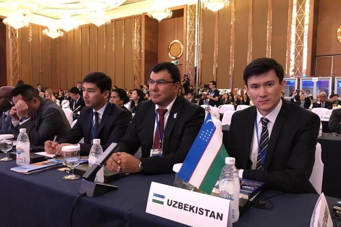 Делегация Узбекистана принимает участие на сессии Генассамблеи ЮНВТО