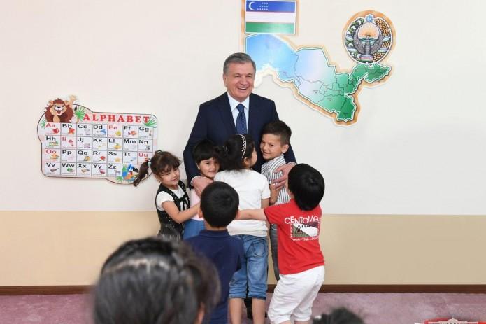 Сегодня Шавкат Мирзиёев посетит дом Мехрибонлик №21 в Ташкенте