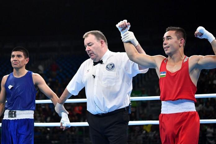 Чемпионат мира по боксу: Определился противник Хасанбоя Дусматова