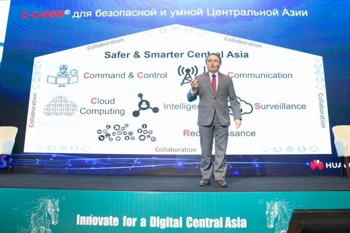 """Huawei: Без интеллектуальных сетей для транспортной сферы потенциал """"умных городов"""" не будет реализован"""