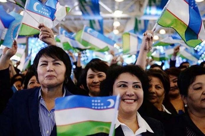 Узбекистан занял 45 место в мировом рейтинге «Женщины в политике»