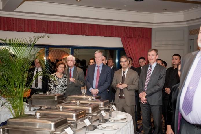 В Американской торговой палате в Узбекистане избран новый состав Совета директоров