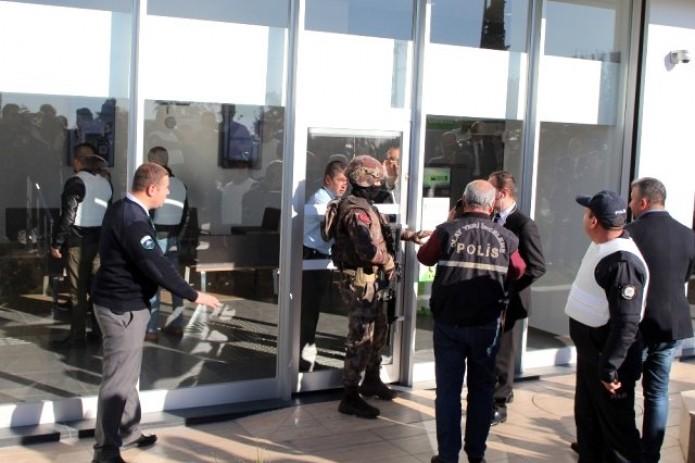 Гражданин Узбекистана попытался ограбить банк в Турции