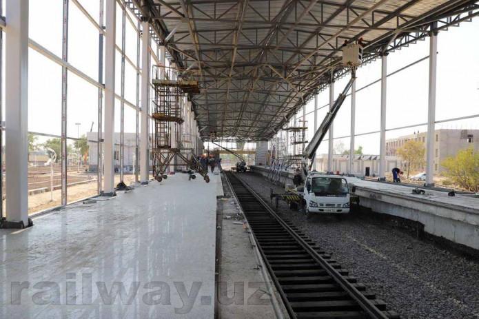 В сентябре заработают новые станции метро