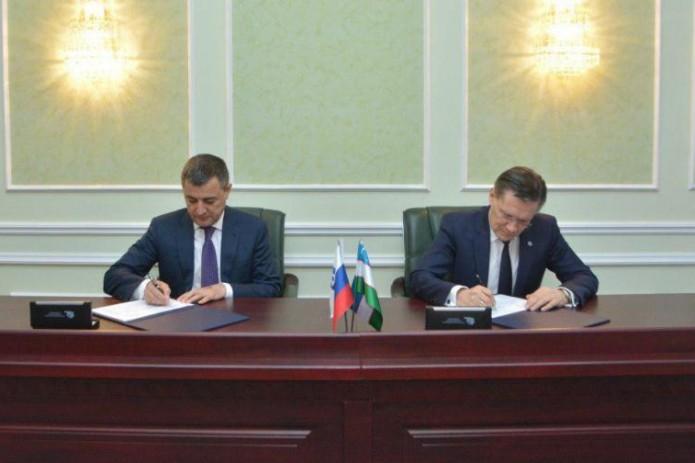 Узбекистан и Россия подписали дорожную карту по строительству АЭС