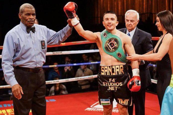 Боксер Санжарбек Рахмонов очередной бой проведет против американца Джонатана Стила
