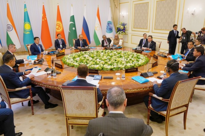 Саммит ШОС: Казахстан предложил создать Совет по развитию цифровой экономики
