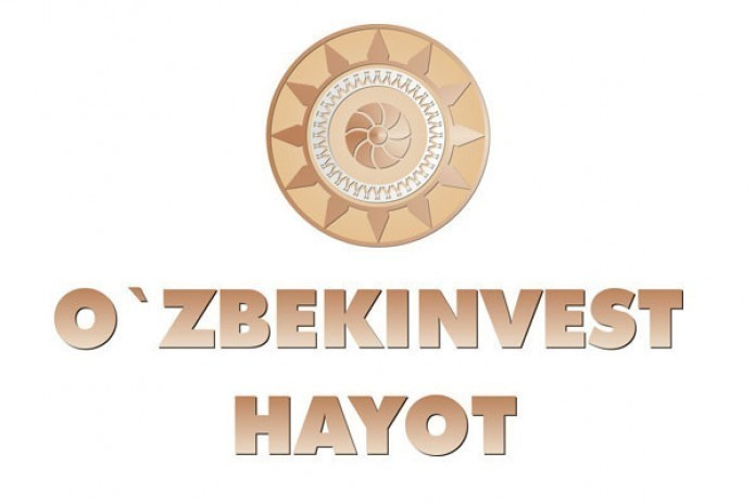 "Branch of IC ""O'zbekinvest Hayot"" changes its location in Tashkent"