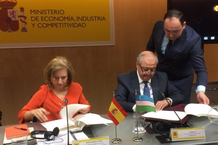 Uzbekistan and Spain sign Memorandum on economic cooperation