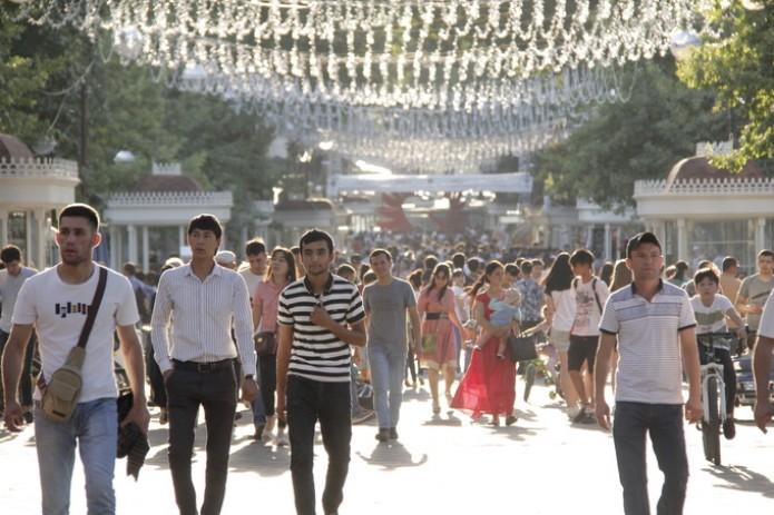 Численность населения Узбекистана превысила 34,8 млн. человек