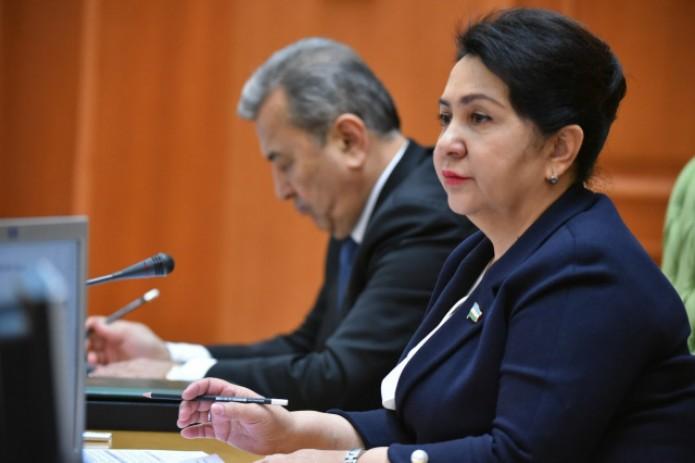 Танзила Нарбаева: С 2015 года рассмотрено более 220 законов