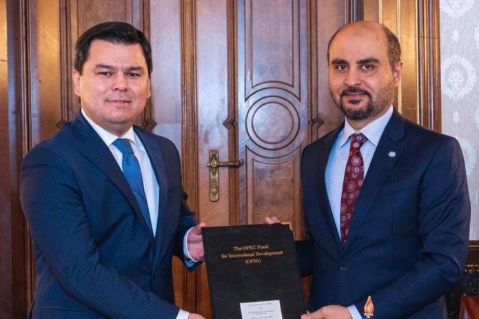 Фонд международного развития ОПЕК предоставит Узбекистану $54 млн.