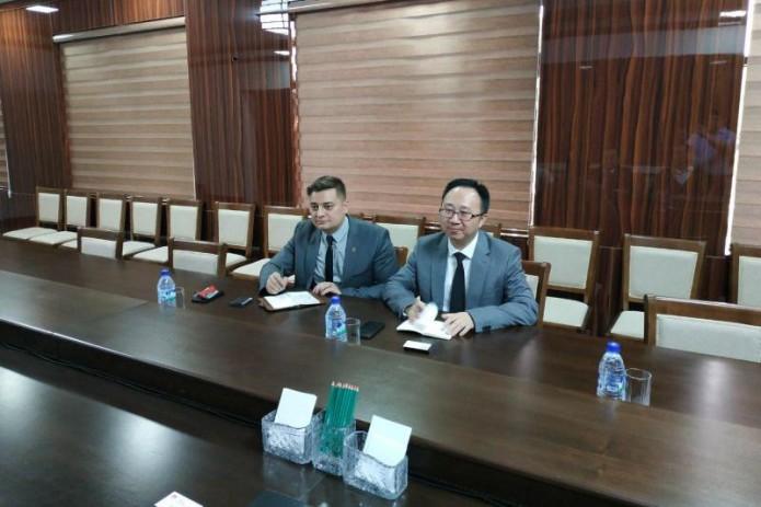 МНО и Huawei обсудили вопросы развития цифрового образования