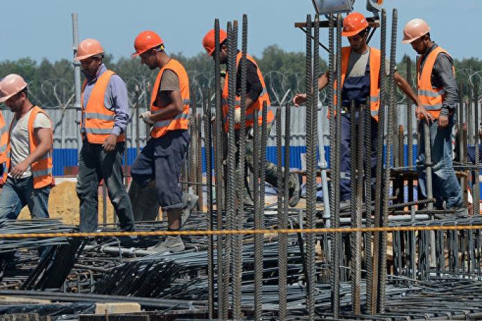 В России трудоустроят 4200 узбекистанцев