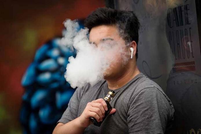 В Нью-Йорке запретили ароматизированные электронные сигареты