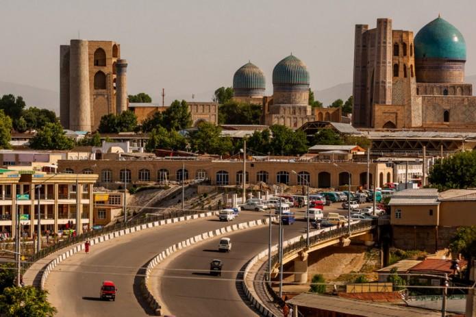 Самарканд расширится втрое и станет городом-миллионером
