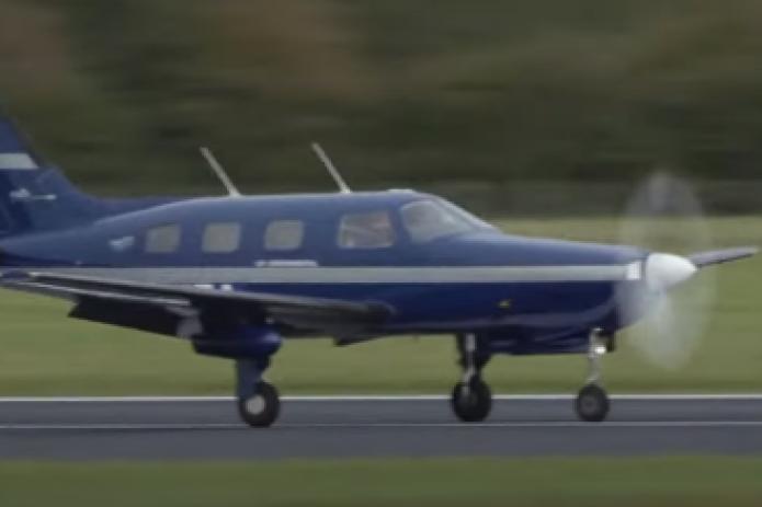 Транспорт будущего. В Британии испытали самолет на водородном топливе (видео)