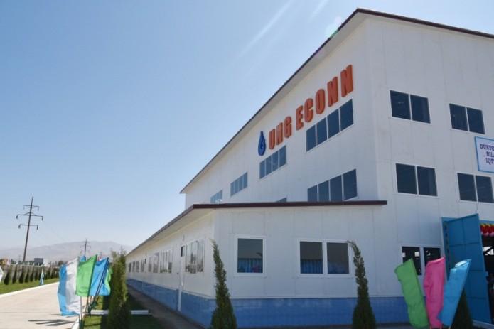В Узбекистане запущено производство композитных баллонов для сжиженного газа
