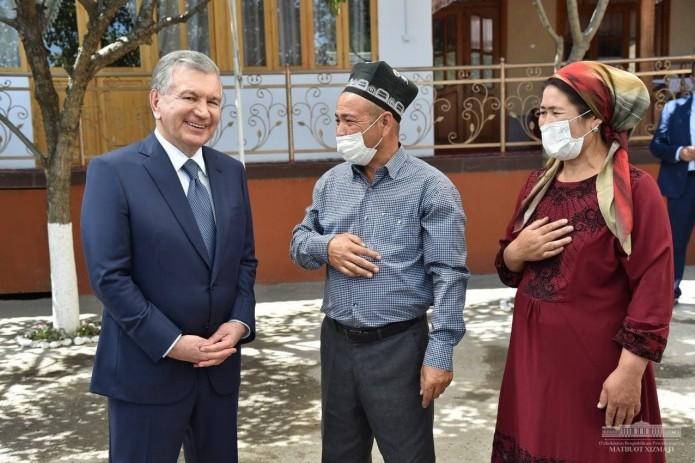 В Андижане будет создан специальный фонд помощи населению
