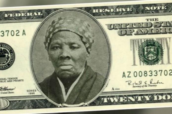 В США на 20-долларовой купюре появится портрет афроамериканки