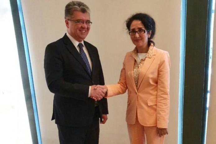 МИД Узбекистана и Иордании впервые провели политические консультации