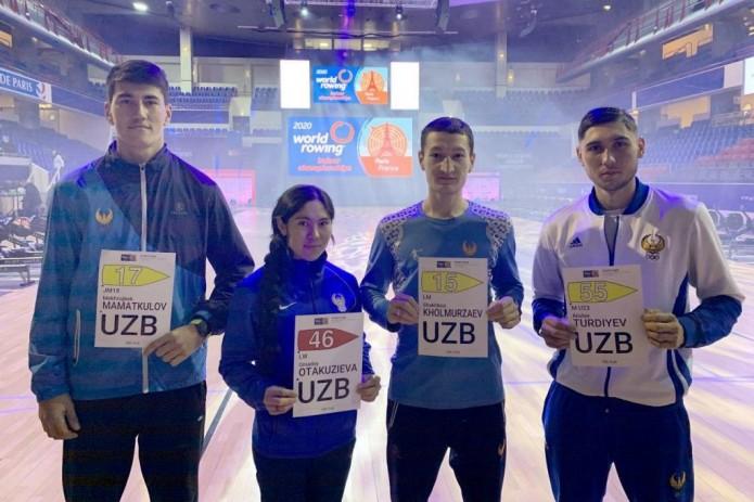 Узбекистанец впервые завоевал медаль в направлении механической гребли на ЧМ