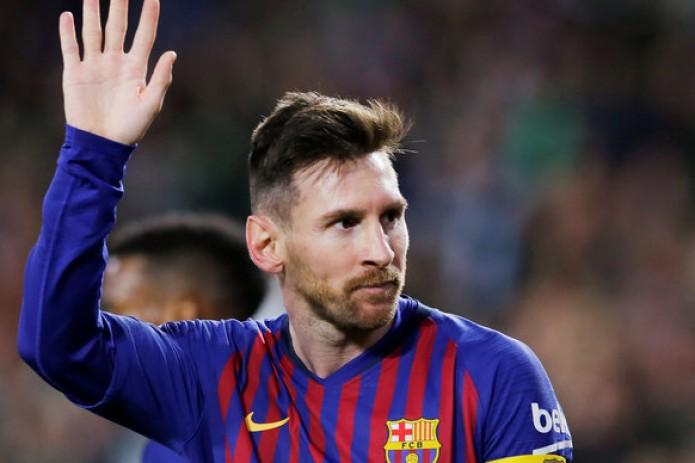 СМИ: Месси и «Барселона» договорились о новом контракте