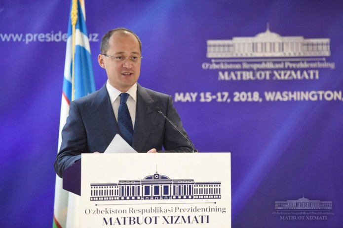 Президенты США иУзбекистана заключат соглашения на $8,5 млрд