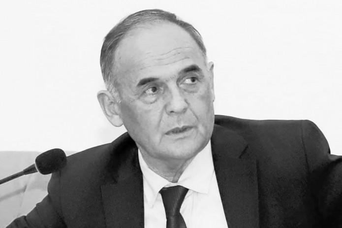 Ушел из жизни заслуженный журналист Узбекистана Сафар Остонов