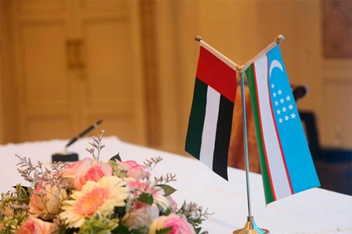 Узбекистан и ОАЭ провели заседание МПК по торгово-экономическому сотрудничеству