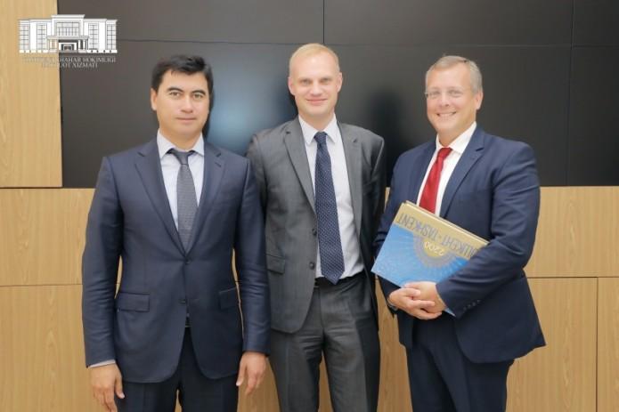 Ташкент изучает немецкий опыт ипотечного кредитования