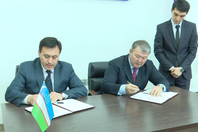 «УзРТСБ» и «Товарная биржа «ЕТС» подписали соглашение о сотрудничестве