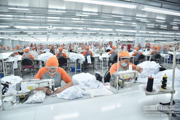 Отмена Прогноза Экспорта В Лёгкой Промышленности Узбекистана