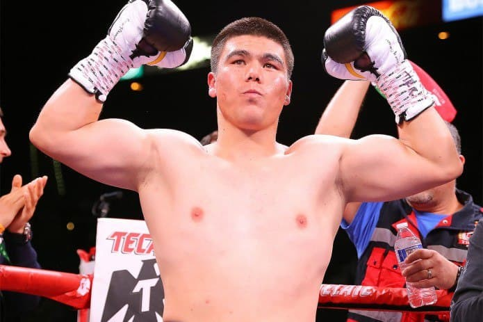 Uzbek boxer Melikuziev suspended from fights for 4 years as his doping test proves positive