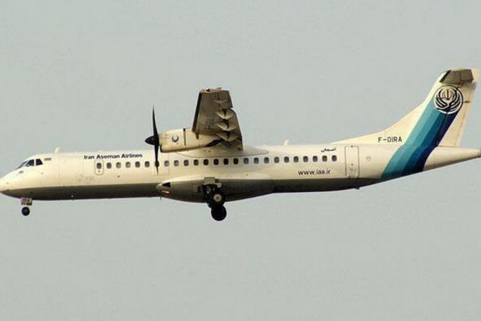 66 people die, as Iranian plane crash