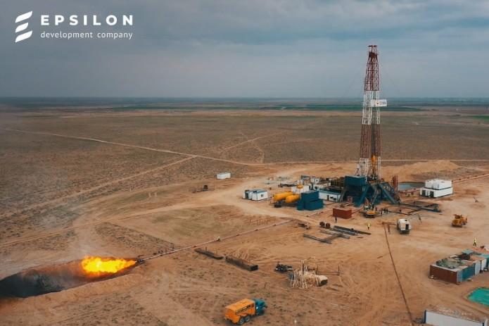 EPSILON: Промышленный приток углеводородов на Бахористон-2 увеличен до 250 тыс.куб.м. в сутки