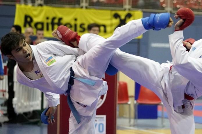 Семь спортсменов Узбекистана примут участие в ЧМ по карате в Мадриде