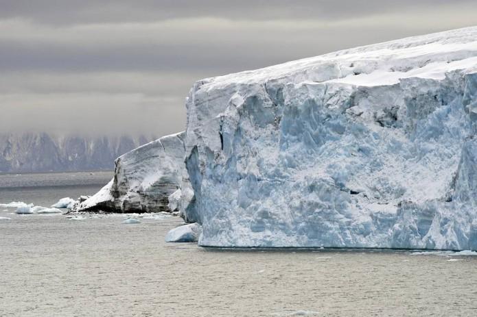 В Антарктике – новый температурный рекорд