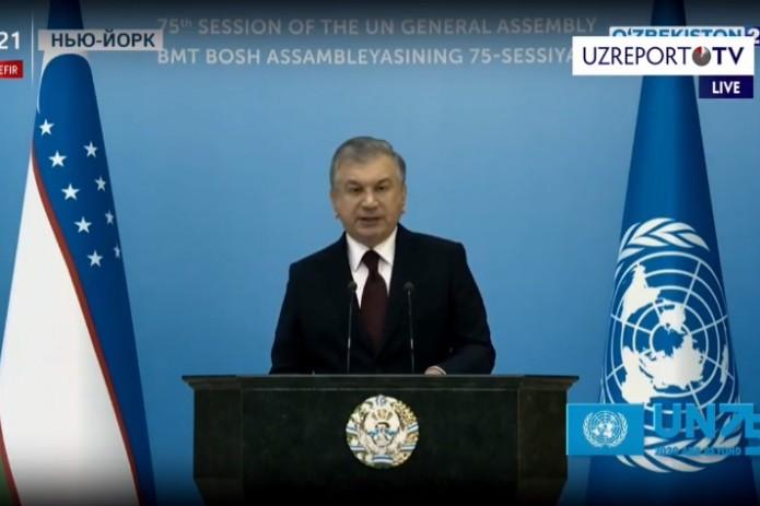 Шавкат Мирзиёев: демократические преобразования в Узбекистане приобрели необратимый характер