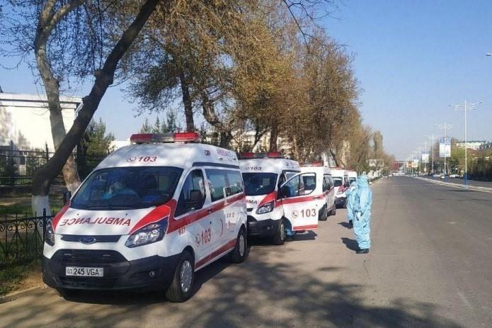 Коронавирус в Узбекистане: количество инфицированных достигло 167