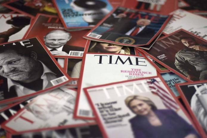 Журнал Time назвал обладателей титула «Человек года-2018»