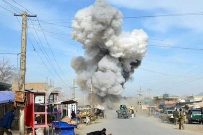 В шиитской мечети Афганистана во время молитвы прогремел мощный взрыв