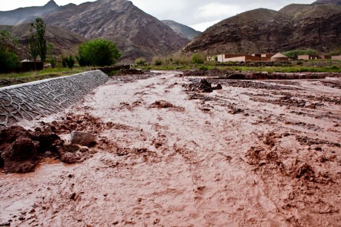 Mudflows victims' receive insurance compensations