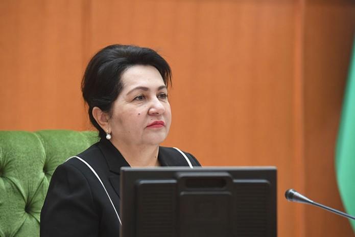 Танзила Нарбаева рассказала о роли СМИ в процессе проводимых реформ