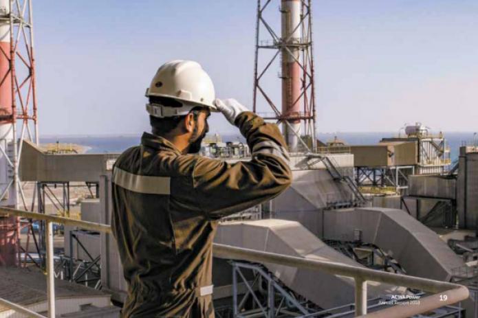 Саудовская «ACWA Power» начала строить ТЭС в Сырдарьинской области