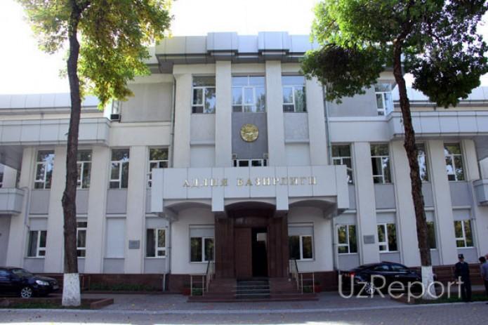 Анвар Усманов освобожден от должности заместителя министра юстиции