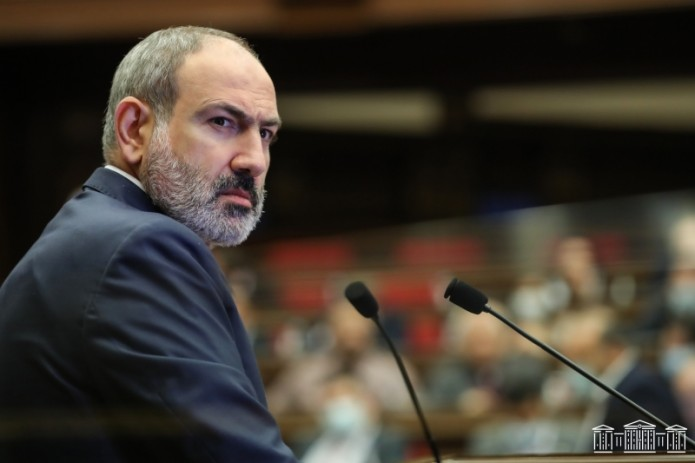Парламент Армении не избрал Пашиняна на пост премьер-министра