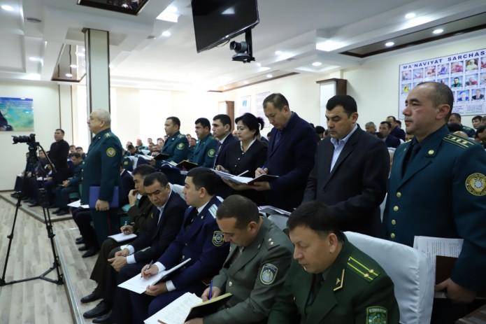 В Навоийской области ряд руководителей ОВД отстранили от должности за безответственный и беспечный подход к работе.