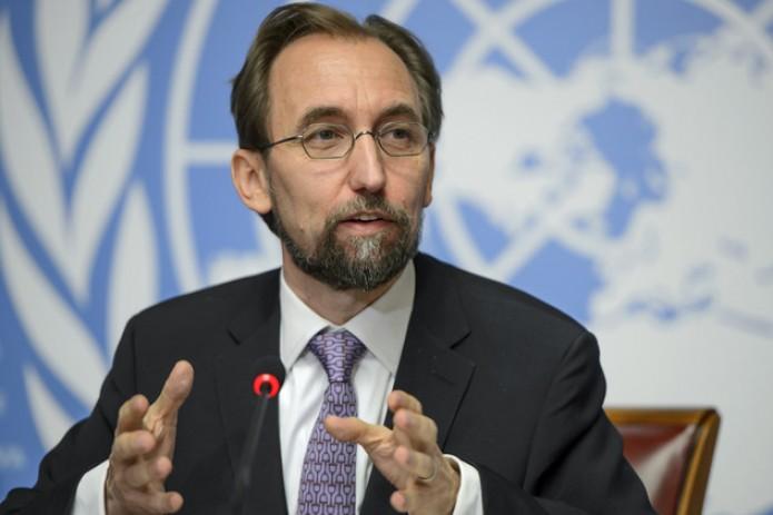 Мирзиеев насессииГА ООН призвал решить проблему Аральского моря